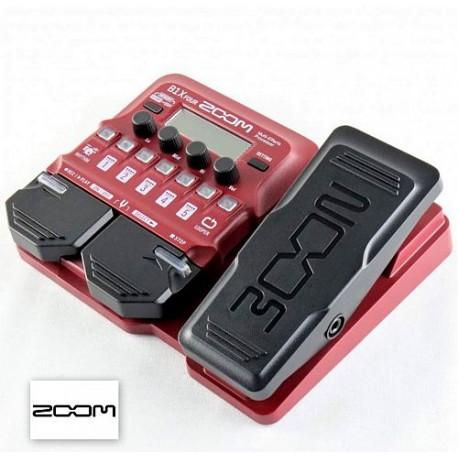 Zoom B1X Four