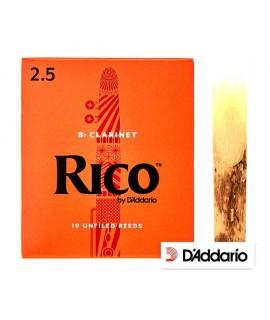 Rico RCA1025 - Ance Clarinetto 2,5