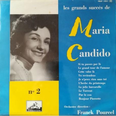 Maria Candido - Les Grands Succès De Maria Candido N° 2