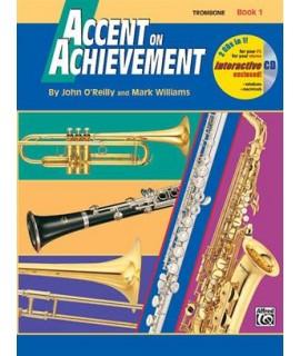 John O' Reilly - Accent on achievement  per trombone book 1