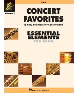Concert favorites - Tuba