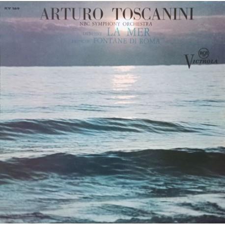 Debussy, Respighi - La Mer / Le Fontane di Roma