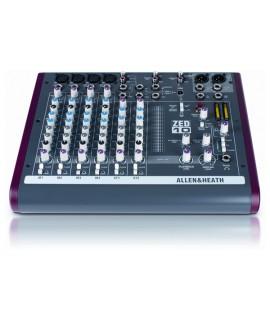 Mixer Allen & Heath- Zed 10