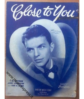 Frank Sinatra - Close to You (1943)