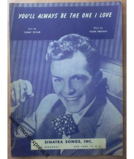 Frank Sinatra - You'll Always Be The One I Love (1946)