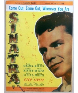 Frank Sinatra - Come Out, Come Out, Wherever You Are (1946)